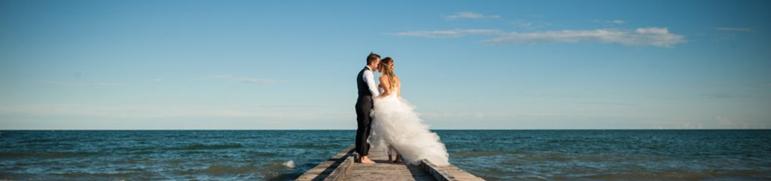 Beach Wedding in Jesolo, Italy