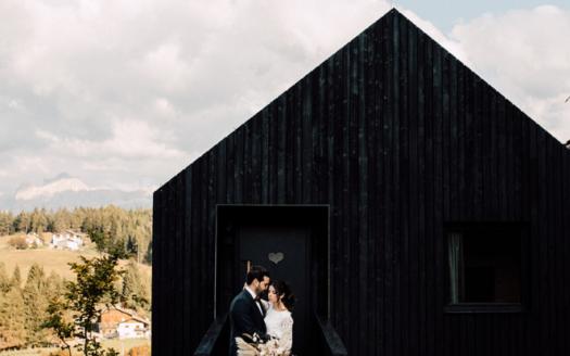 wedding dolomites mountain