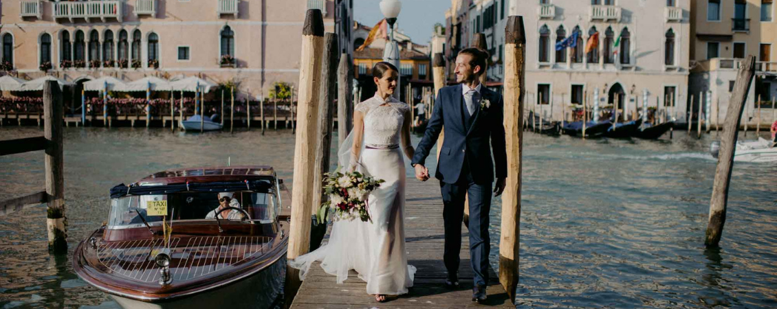 get married in Venice Italy