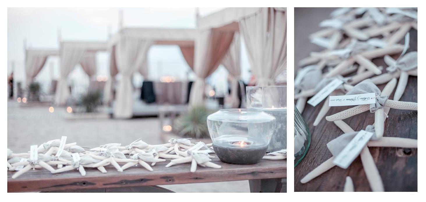Bomboniere Matrimonio Spiaggia : Sabrina e mirco un matrimonio tra il mare vintage
