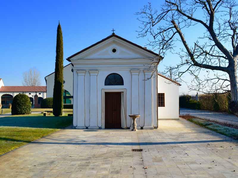 villa ottoboni chiesetta