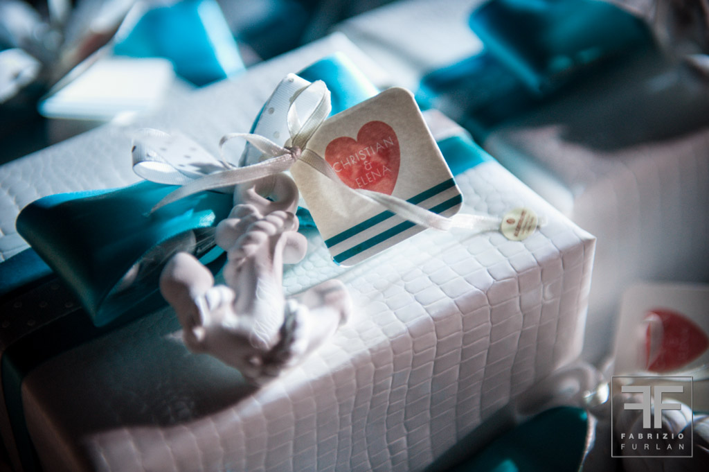 bomboniera matrimonio tema mare