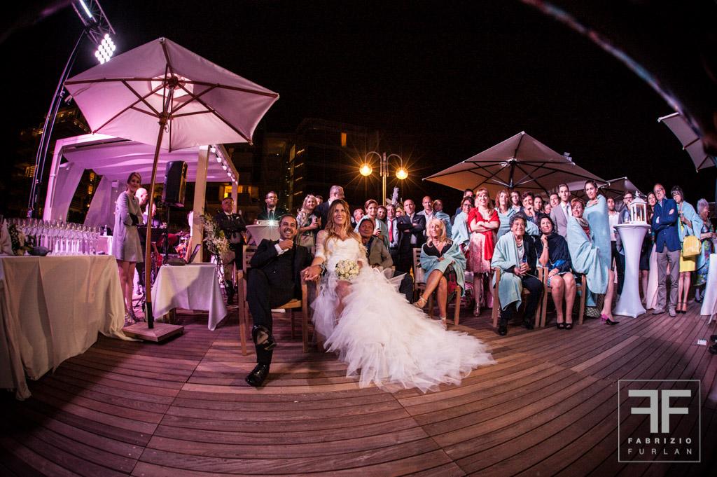 sposi invitati matrimonio jesolo