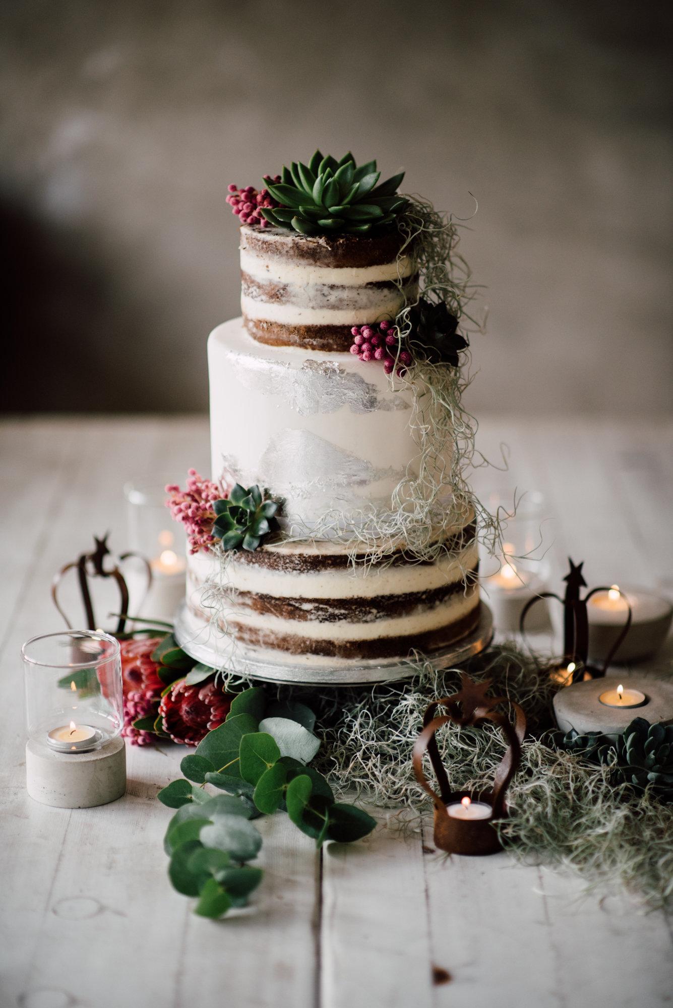 cake design torta nude
