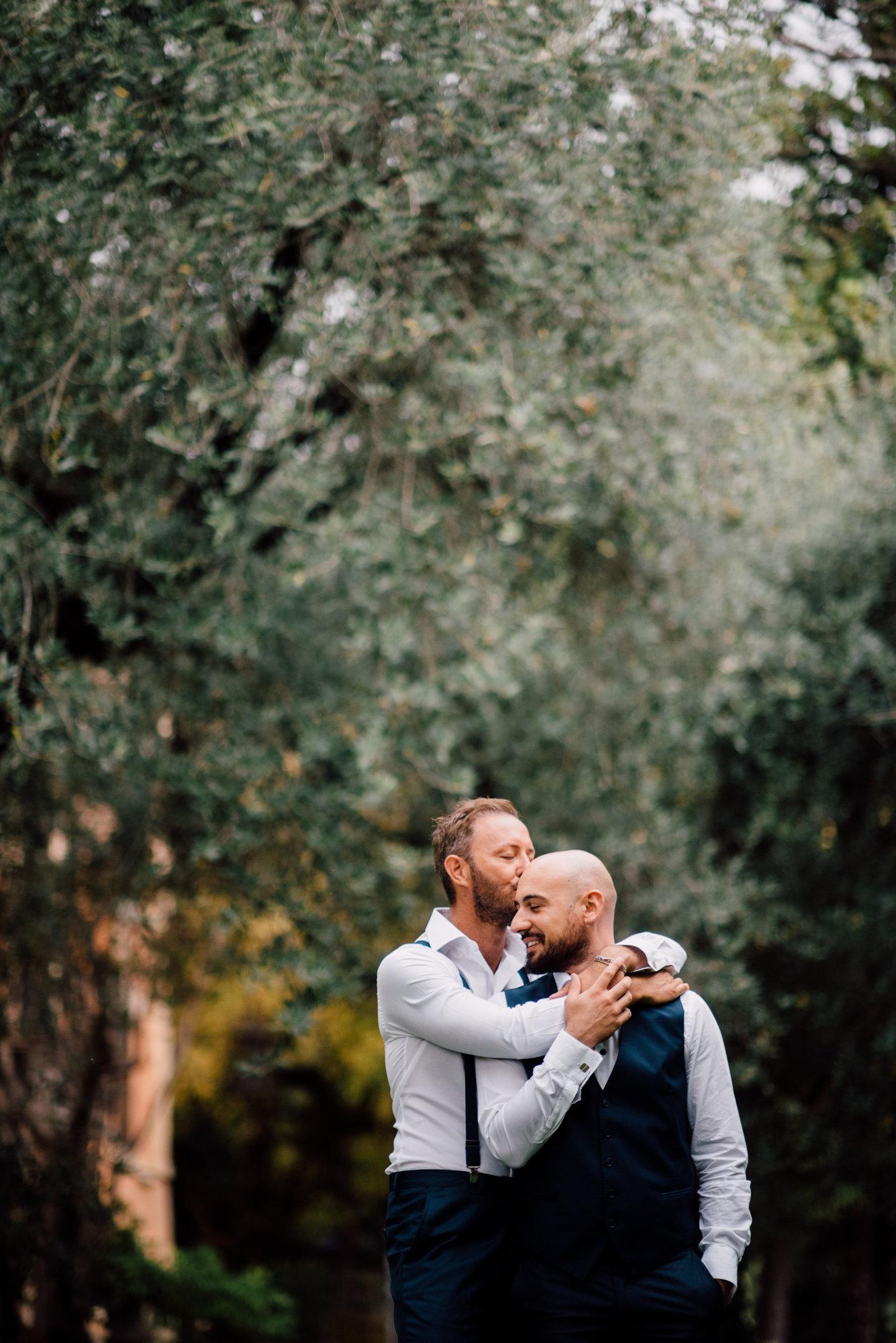 organizzazione matrimonio gay