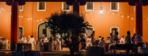 weekend wedding in italy