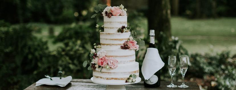 torta matrimonio cake design