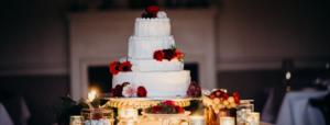torta matrimonio di cake design