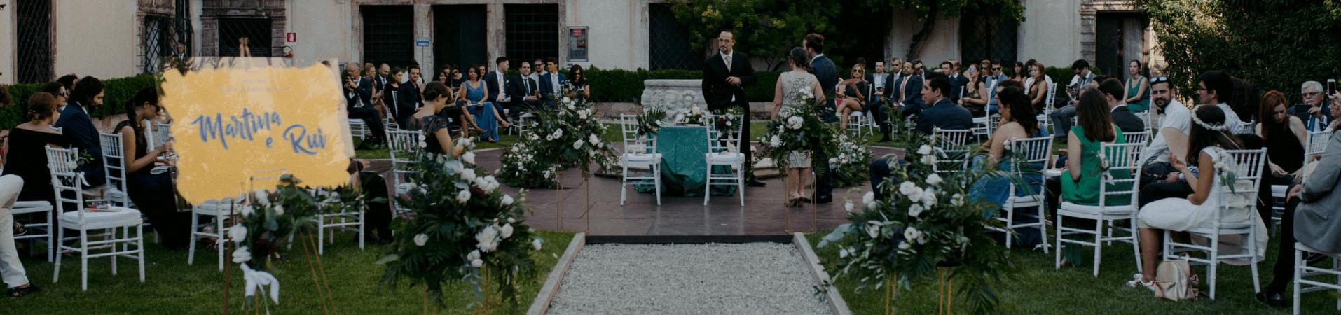 cerimonia comune venezia