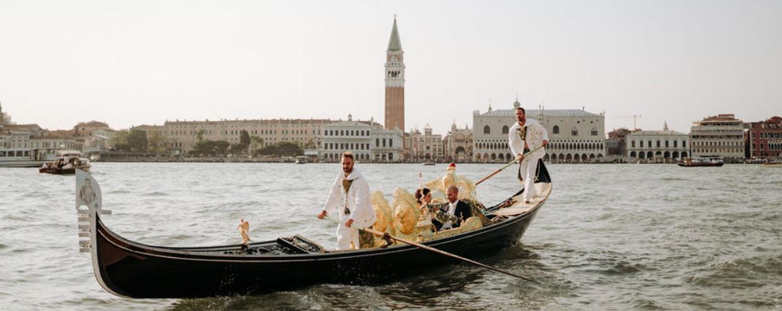 gondola tour venice