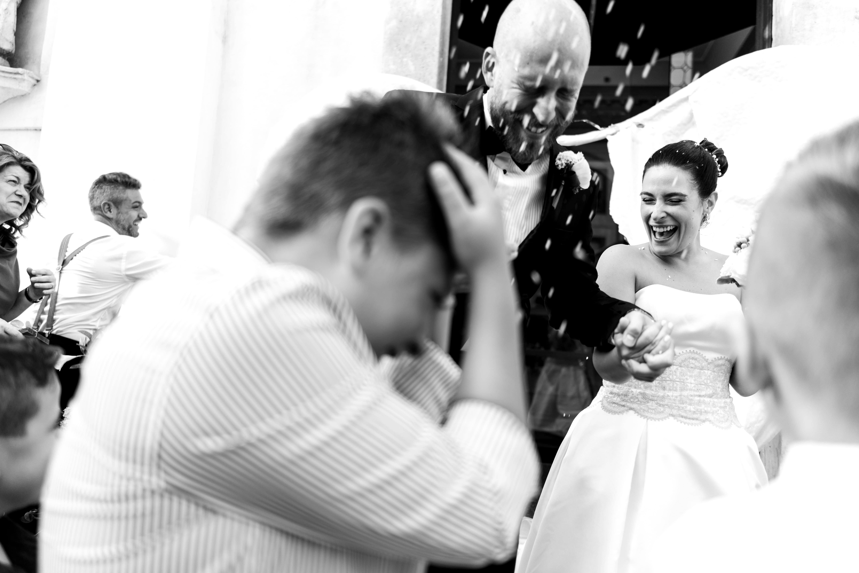 lancio riso matrimonio martellago