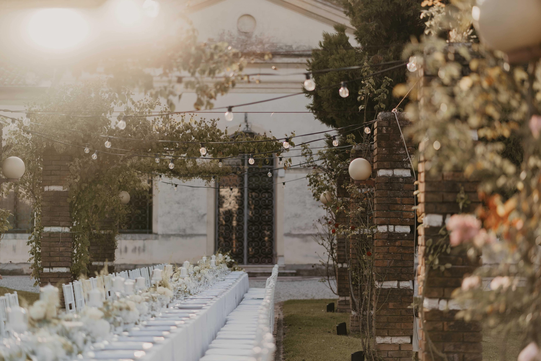 matrimonio martellago tavolo imperiale