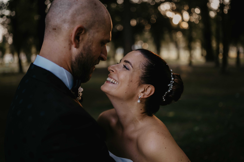 sposi matrimonio mestre