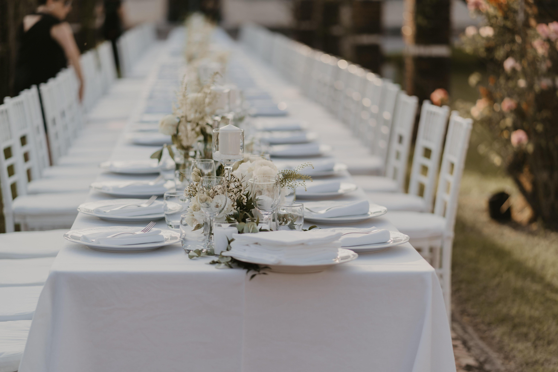 tavolo imperiale bianco