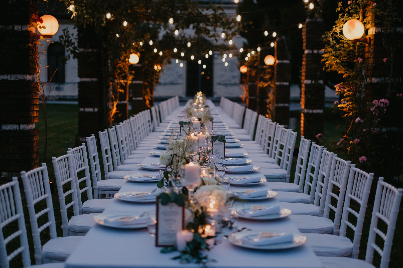 tavolo imperiale matrimonio mestre