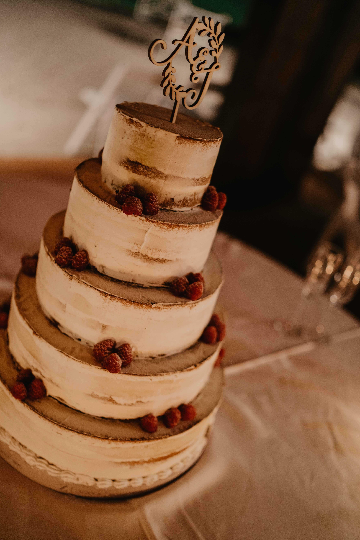 torta nuda naked matrimonio